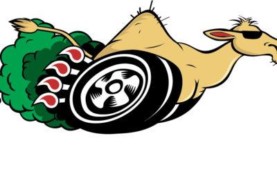 Speed Hump Illustration