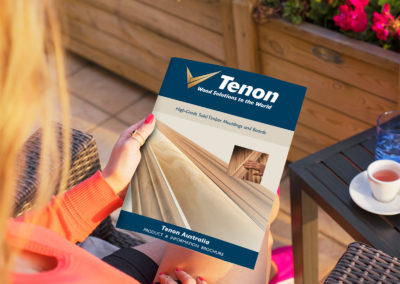 Tenon Product Catalogue