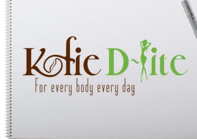 Kofie D'lite Logo Design