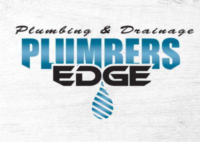 Plumbers Edge Logo Design